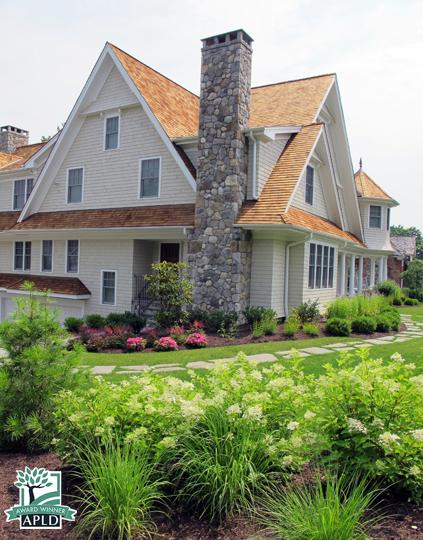 2013 International Landscape Design Awards Merit Award In Planting Design  For Beach Area Residence Westport, CT